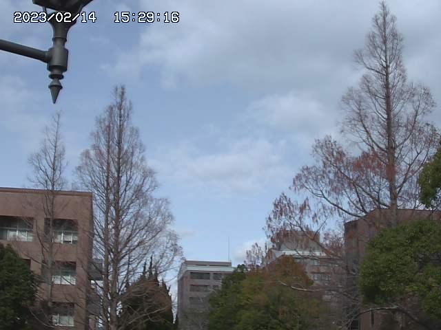 山口大学 常盤キャンパスライブカメラ